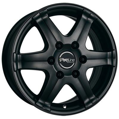 Proline Wheels PV/T 16 black matt inch velg