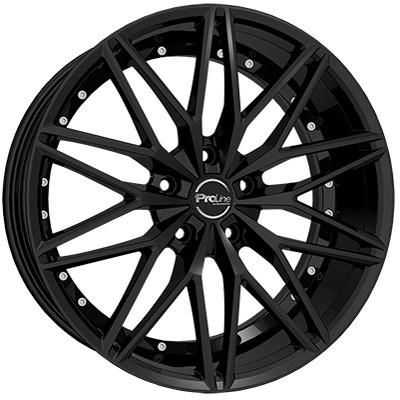 Proline Wheels PXE 18 black matt inch velg