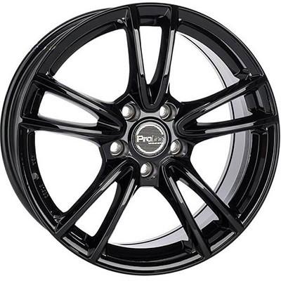 Proline Wheels CX300 15 black glossy inch velg