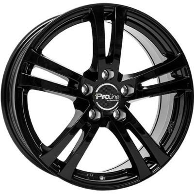 Proline Wheels BX700 17 black glossy inch velg