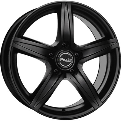 Proline Wheels CX200 16 black matt inch velg