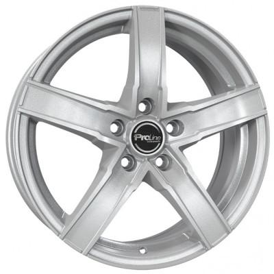 Proline Wheels SX100 15 metallic silver inch velg