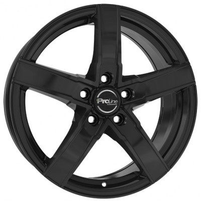 Proline Wheels SX100 15 black glossy inch velg
