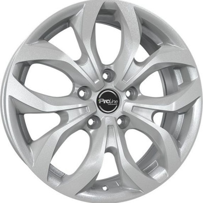Proline Wheels TX100 16 metallic silver inch velg