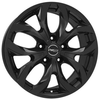 Proline Wheels TX100 16 black glossy inch velg
