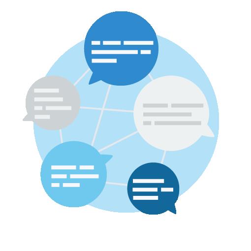 Facilitez le partage d'information