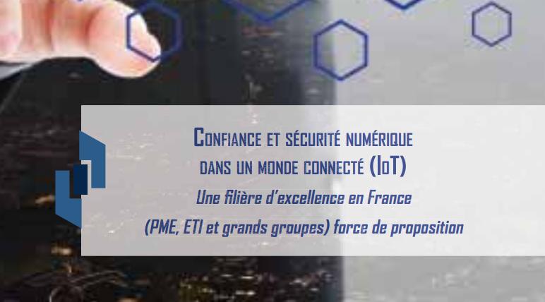Confiance et sécurité numérique dans un monde connecté (IoT)