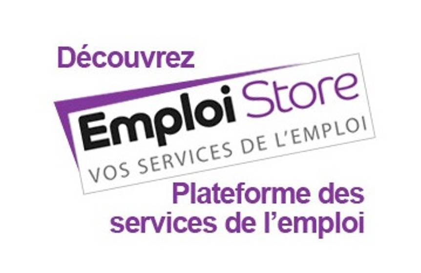 Emploi Store : plateforme des services de l'emploi