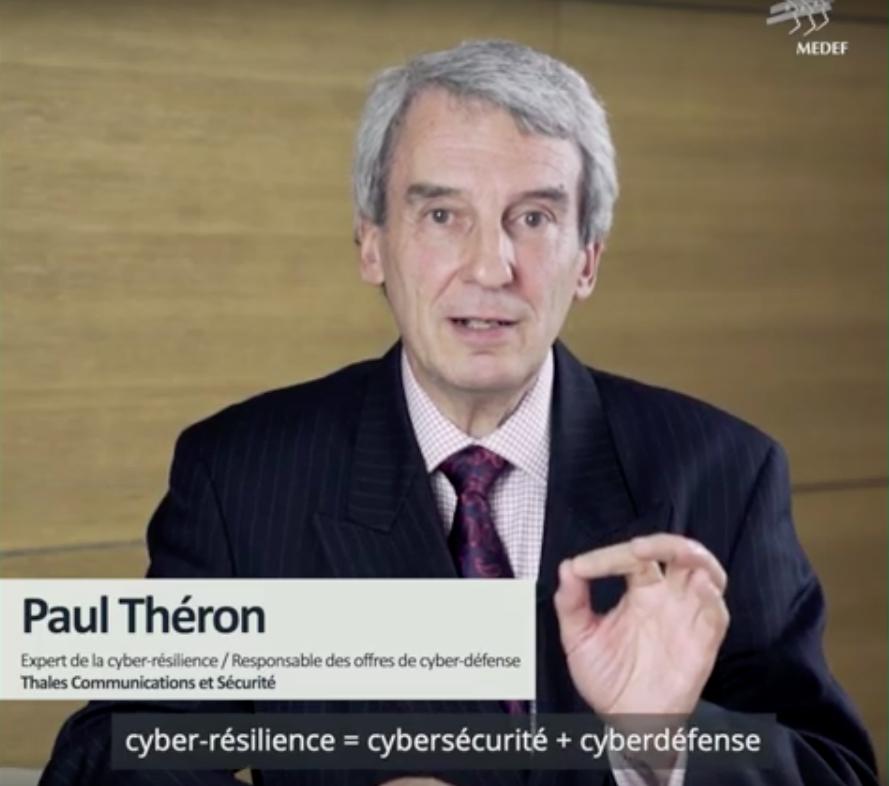 Cybersécurité et cyber-résilience