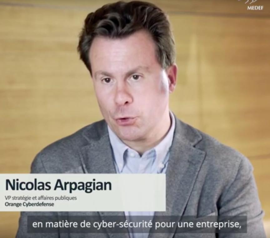 Cybersécurité des entreprises
