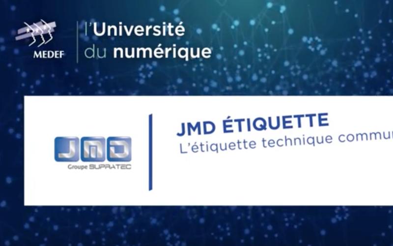 @JMD Etiquettes #EtiquettesCommunicantes #RFID #Sécurité