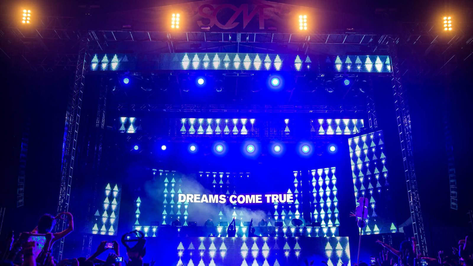 Dreams Come True at Sun City Music Festival 2014