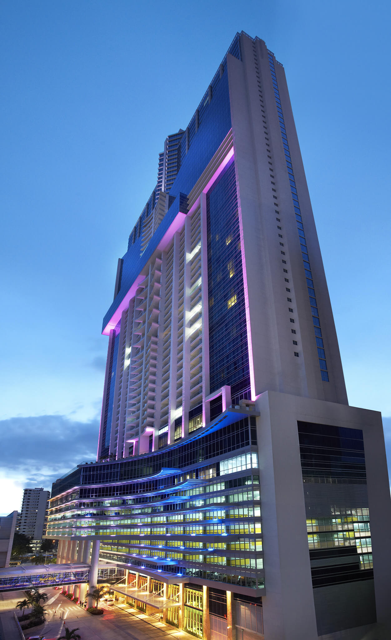 Hard Rock Hotel in Panama