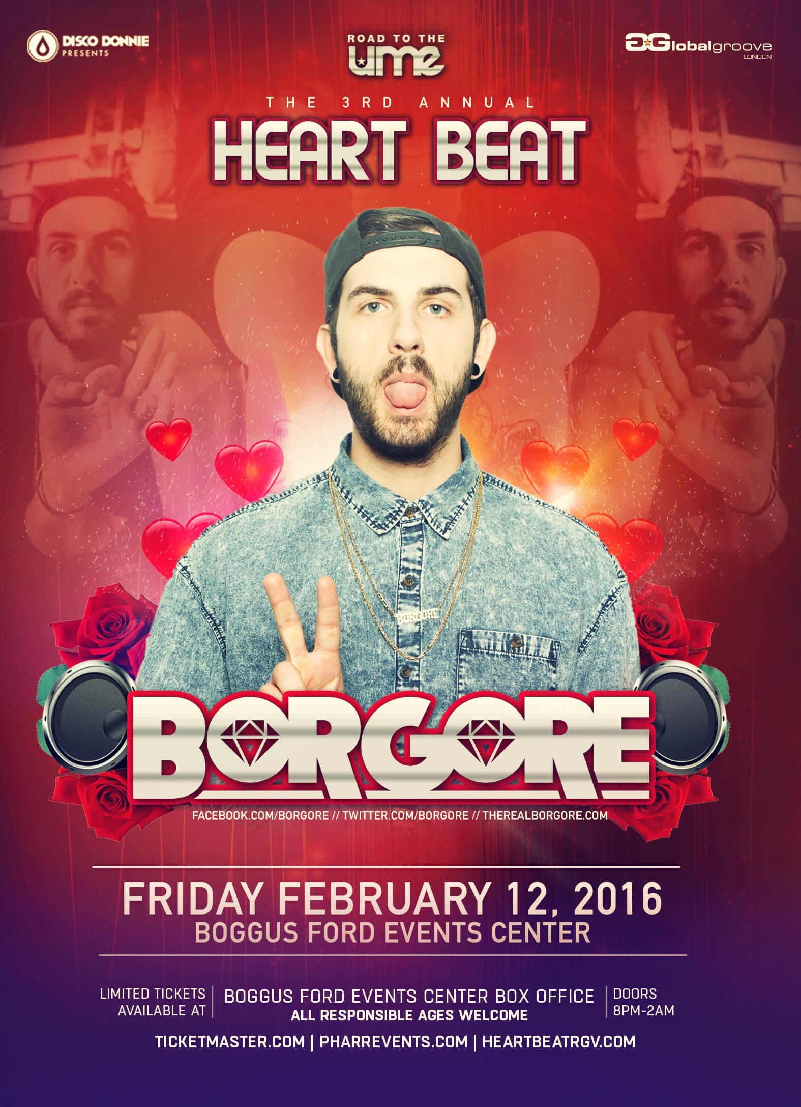 Heart Beat 2016