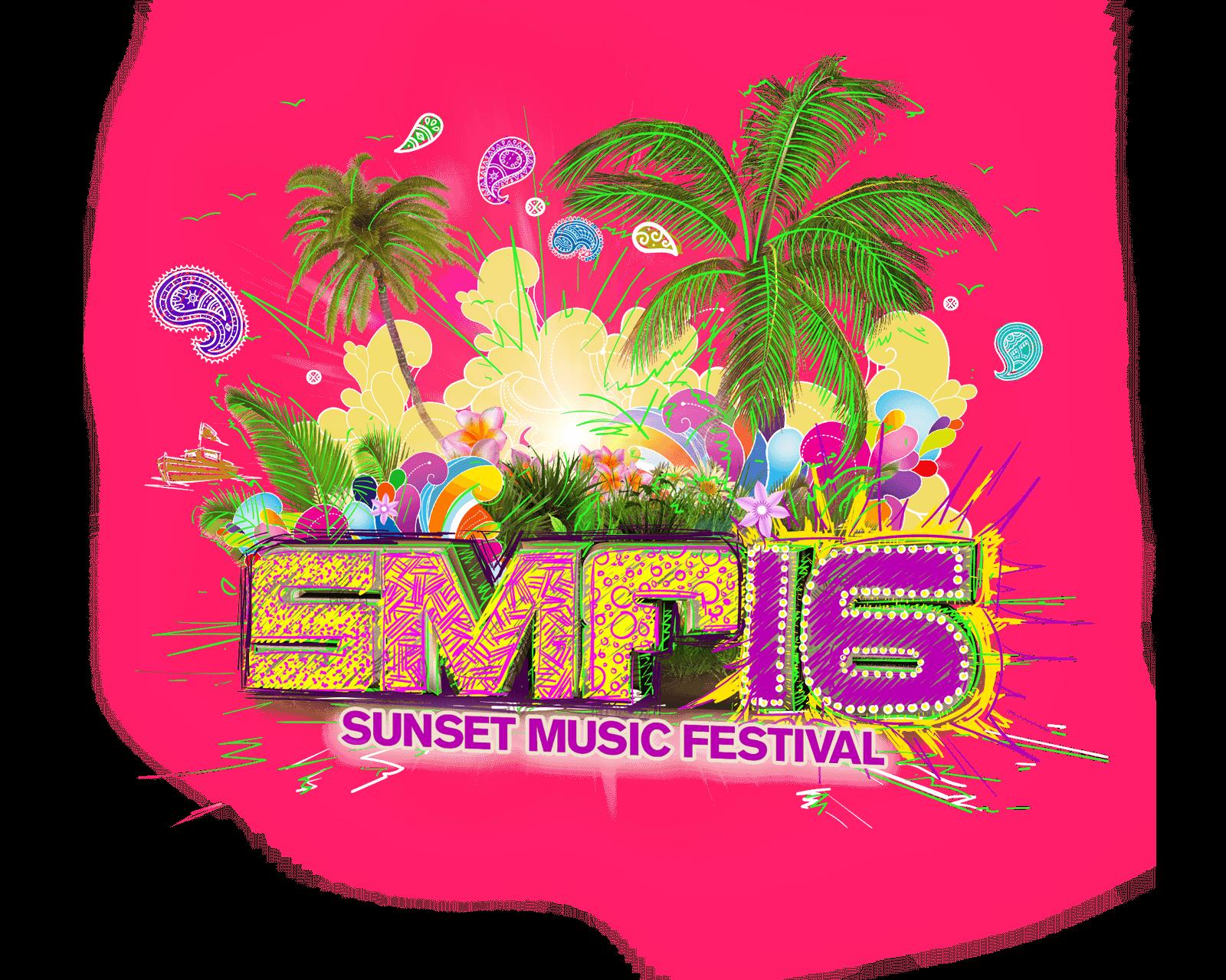 Sunset Music Festival 2016 logo