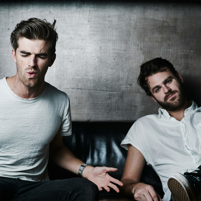 artist the chainsmokers square