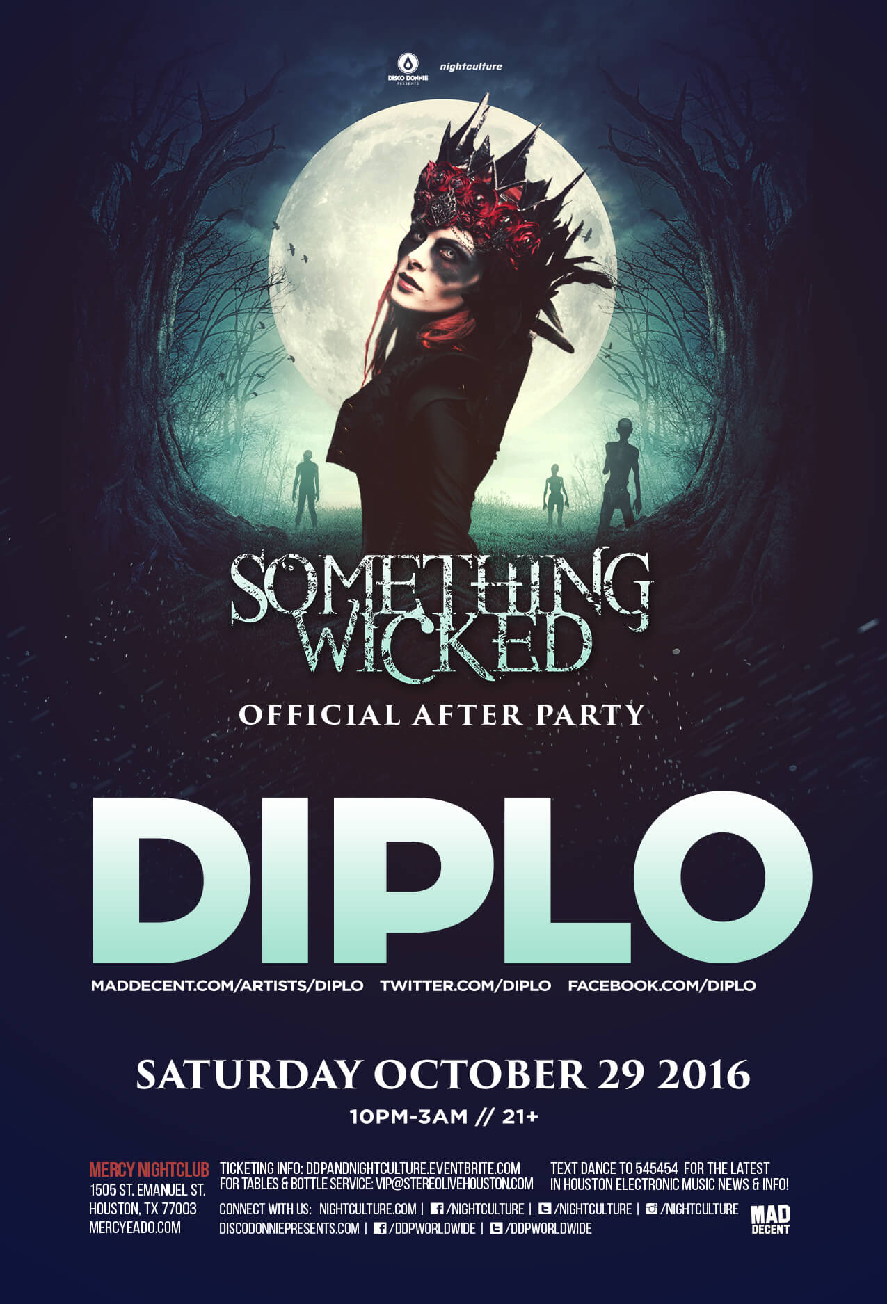 Diplo at Stereo Live on Saturday