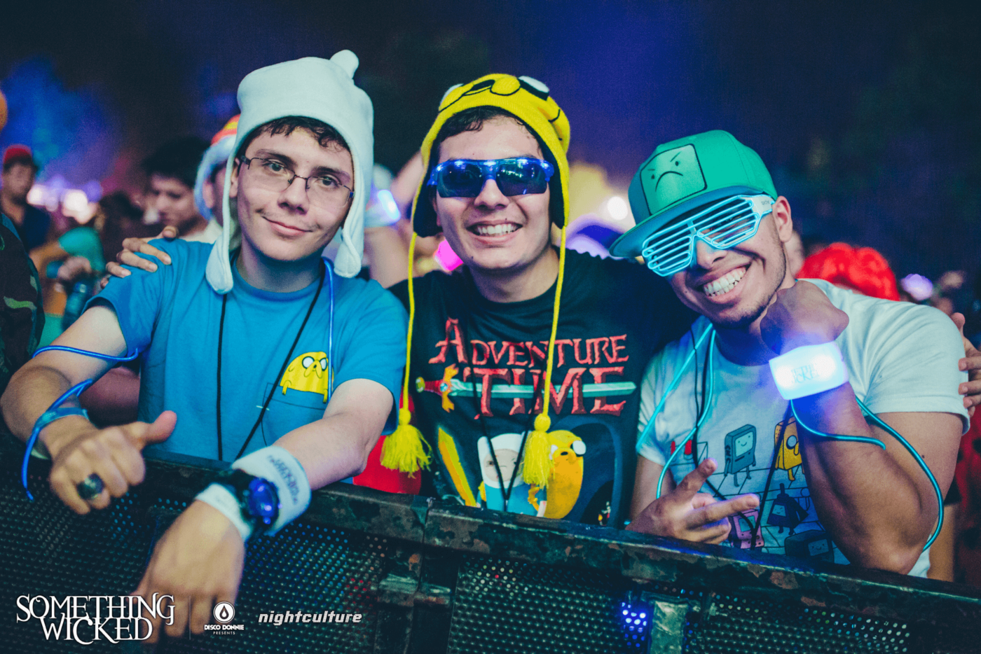 glow motion and spectified crew at something wicked