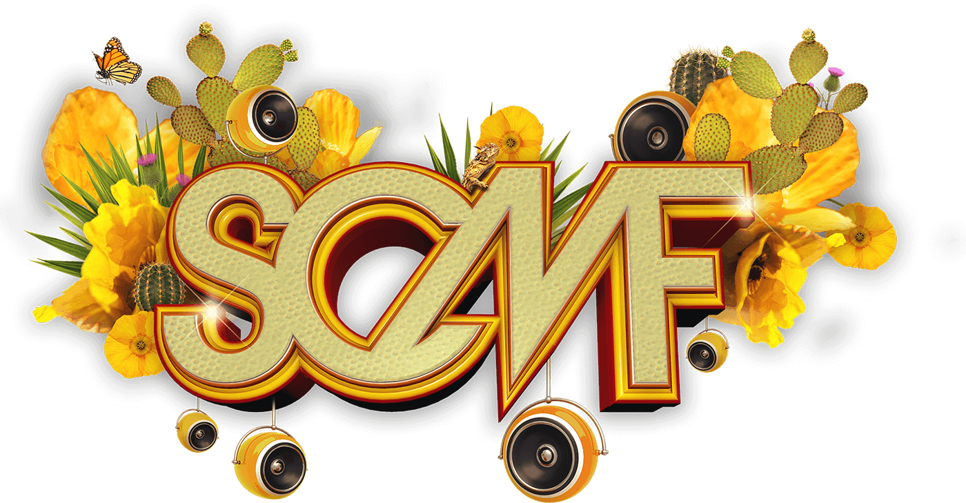 logo for Sun City Music Festival 2016