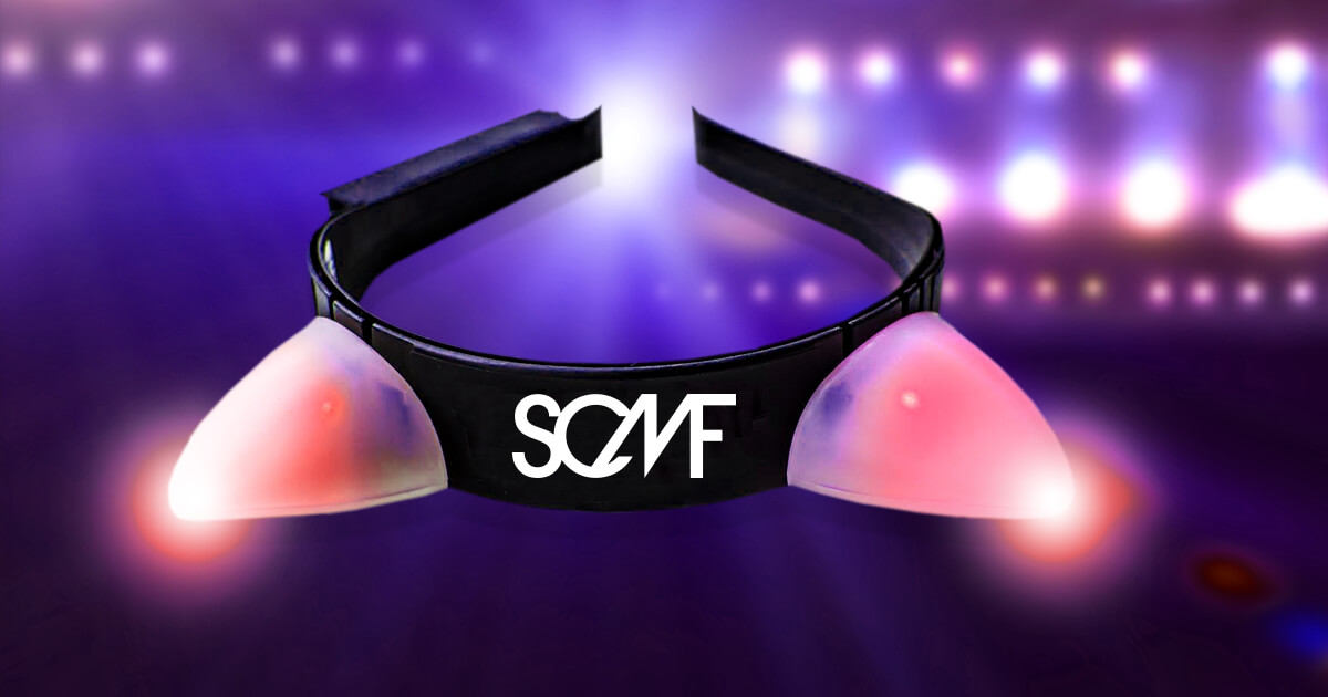 scmf glow motion cat ears
