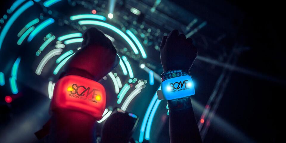 scmf glow motion bracelets