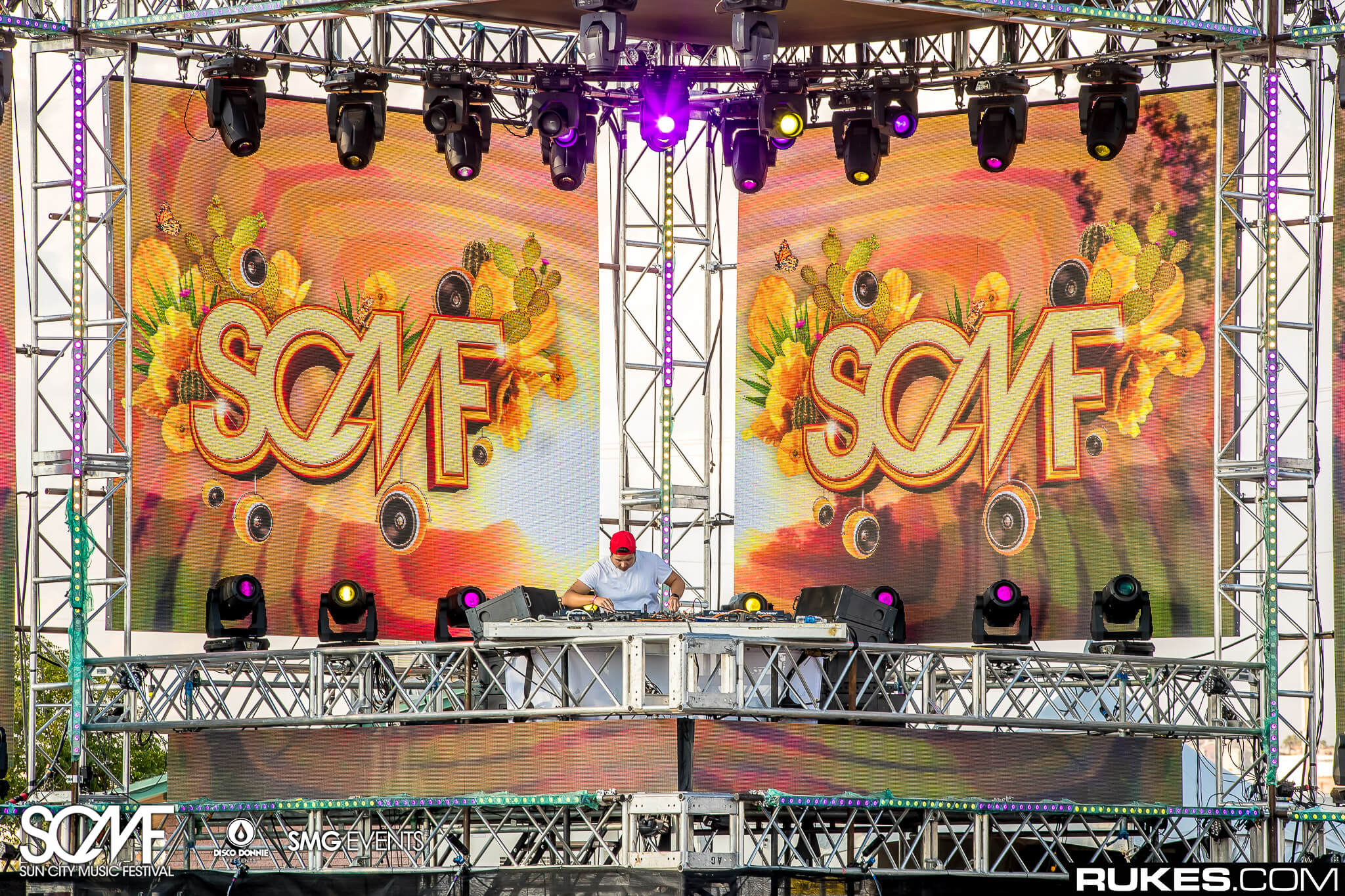 sun city music festival day time dj