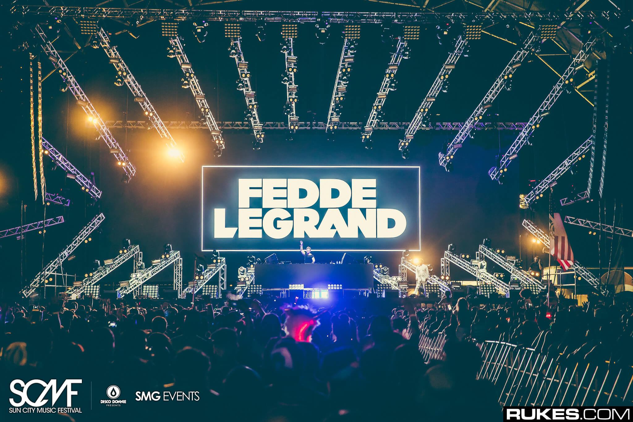 fedde le grand sun city music festival main stage