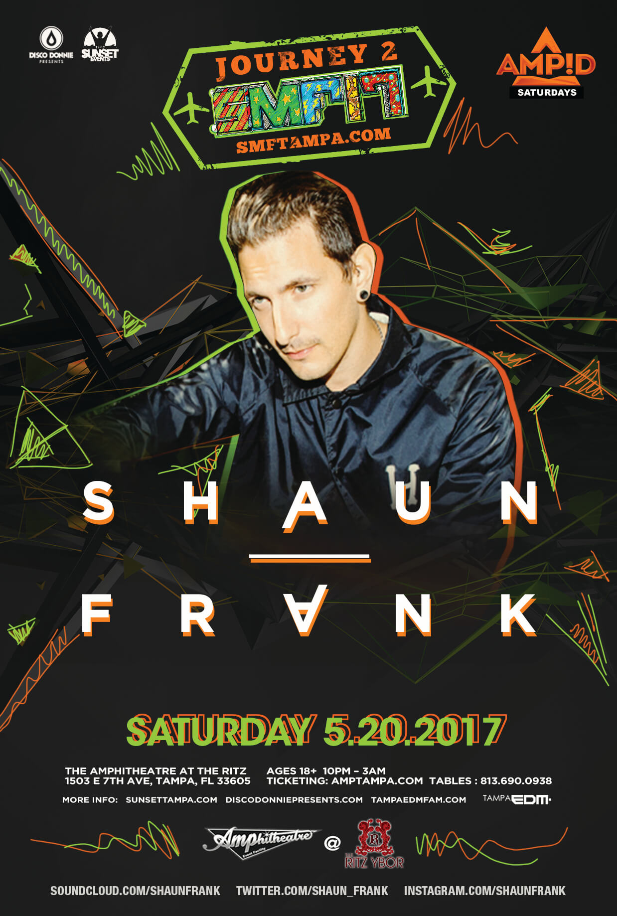 Shaun Frank at The Ritz Ybor