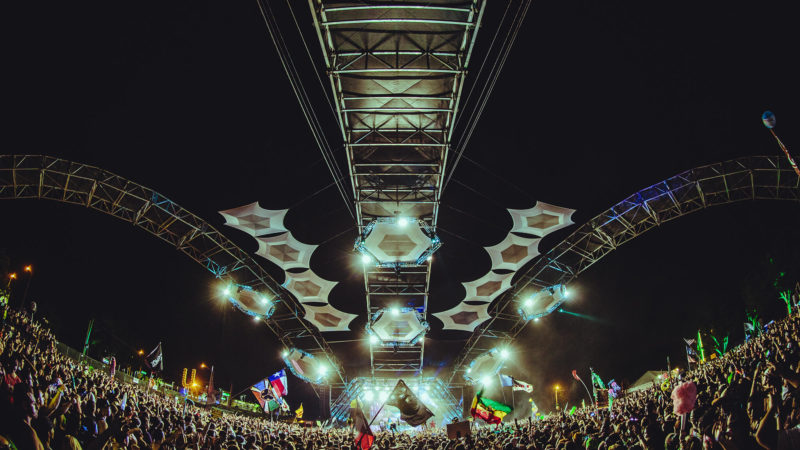 spider stage at smf