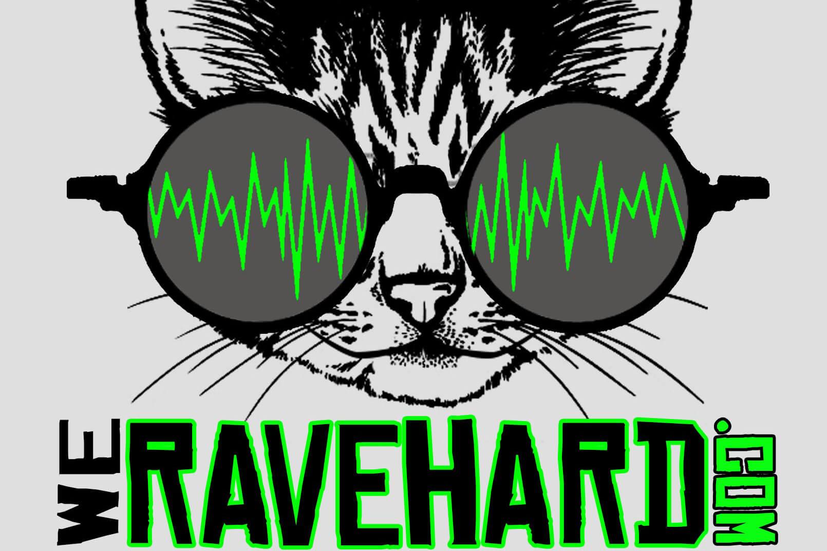 we rave hard