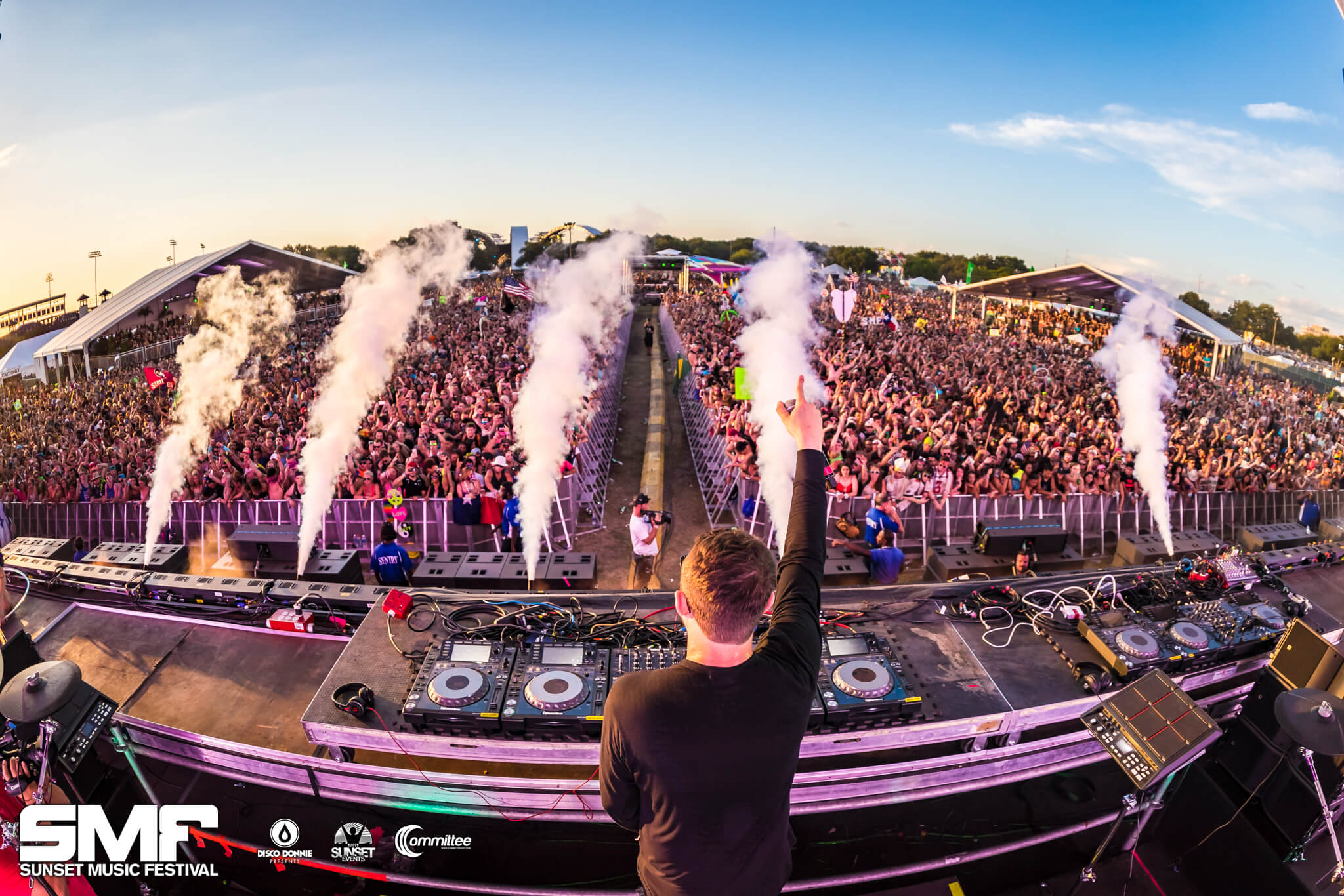 borgeous live at sunset