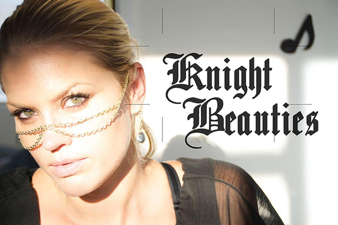 knight beauties jewlery