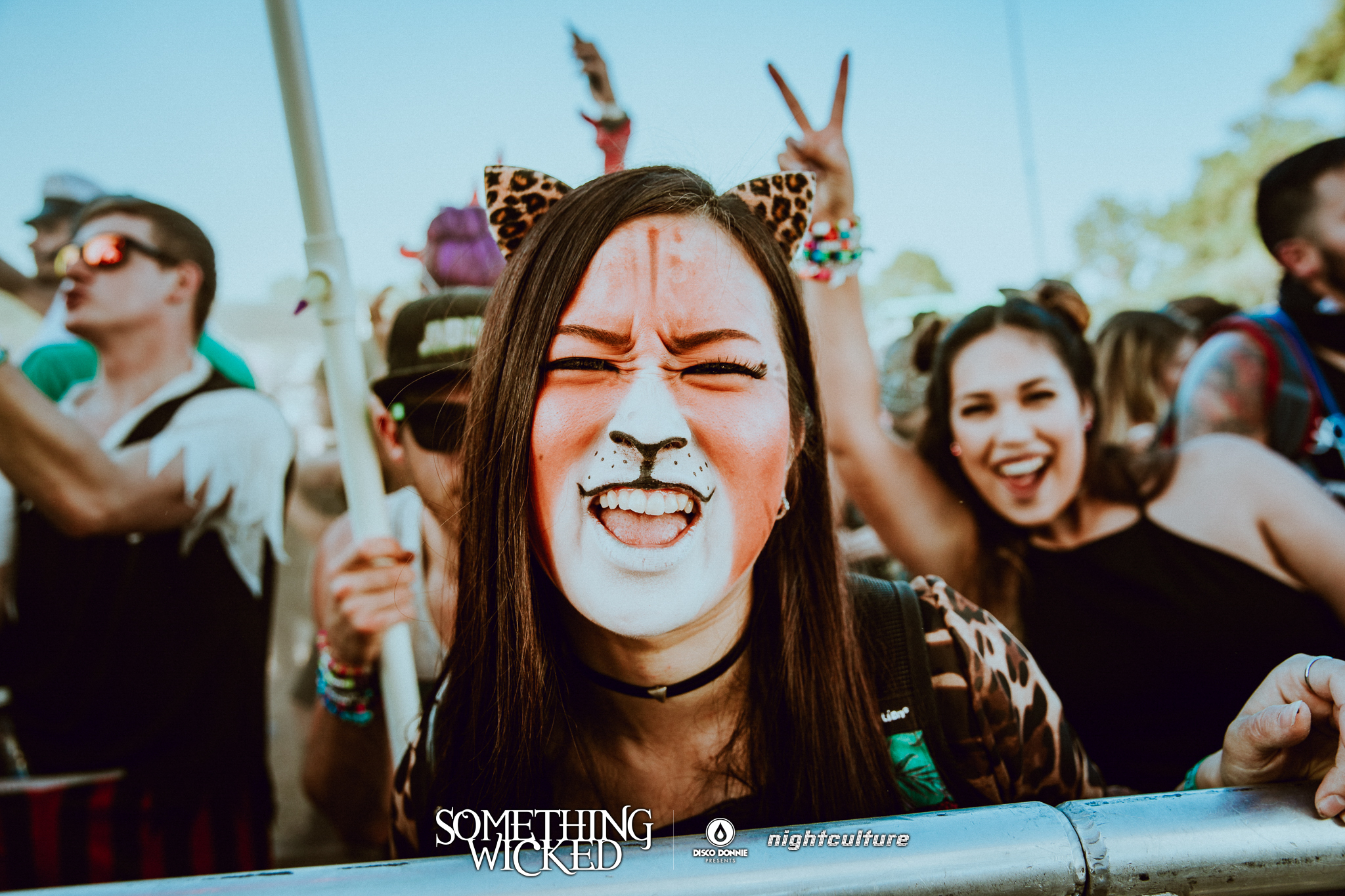 wicked tiger cat costume