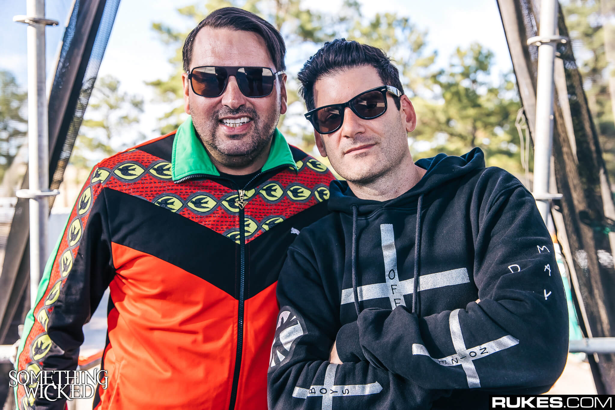 disco donnie and destructo
