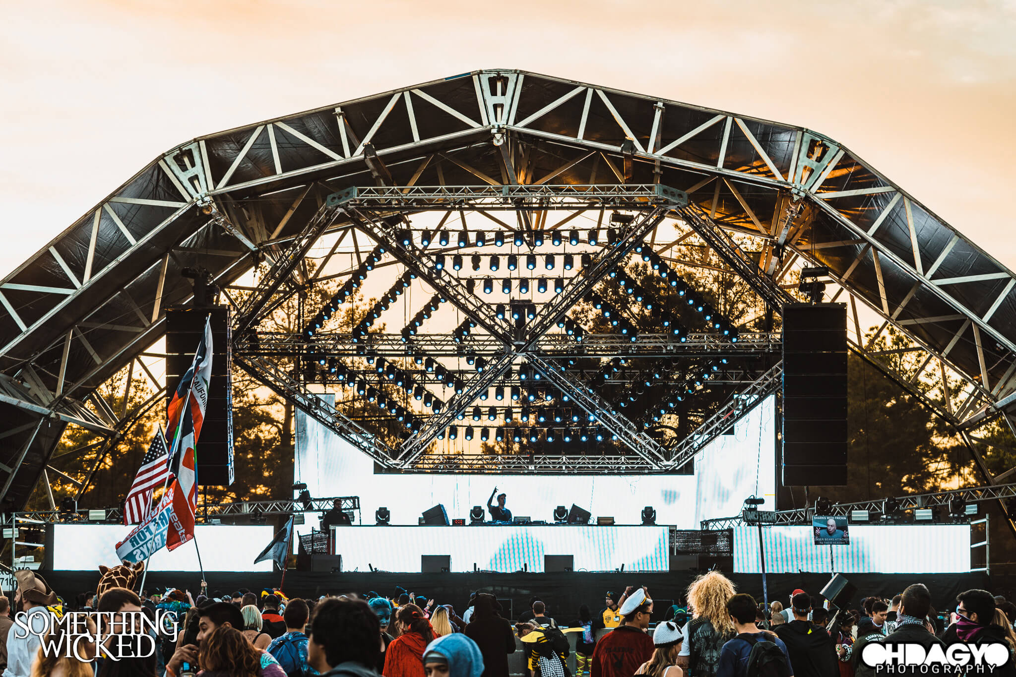 wicked stage production