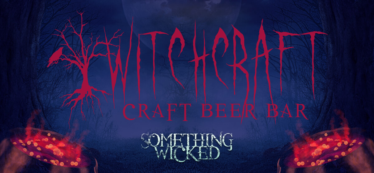 witchcraft beer bar