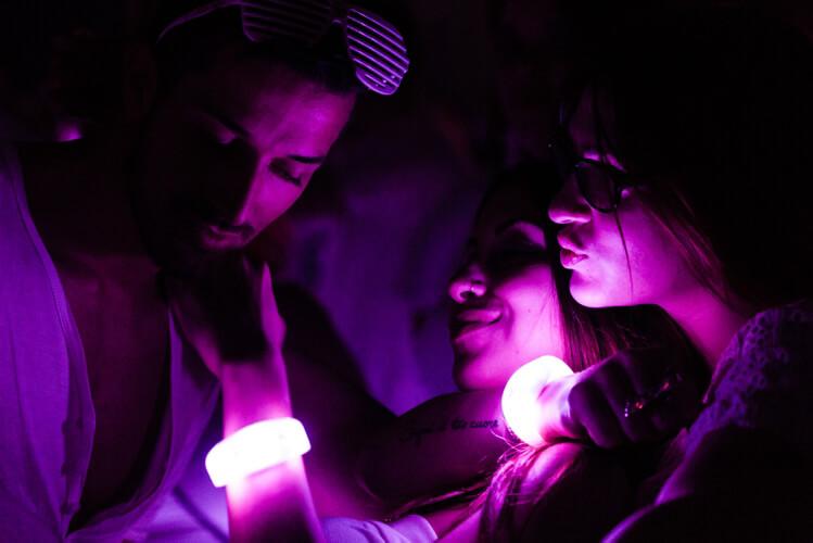Something Wonderful PixMob LED Wristband