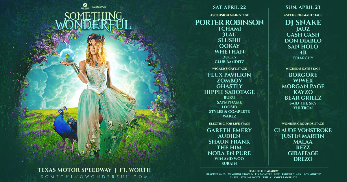 something wonderful 2017 complete festival lineup