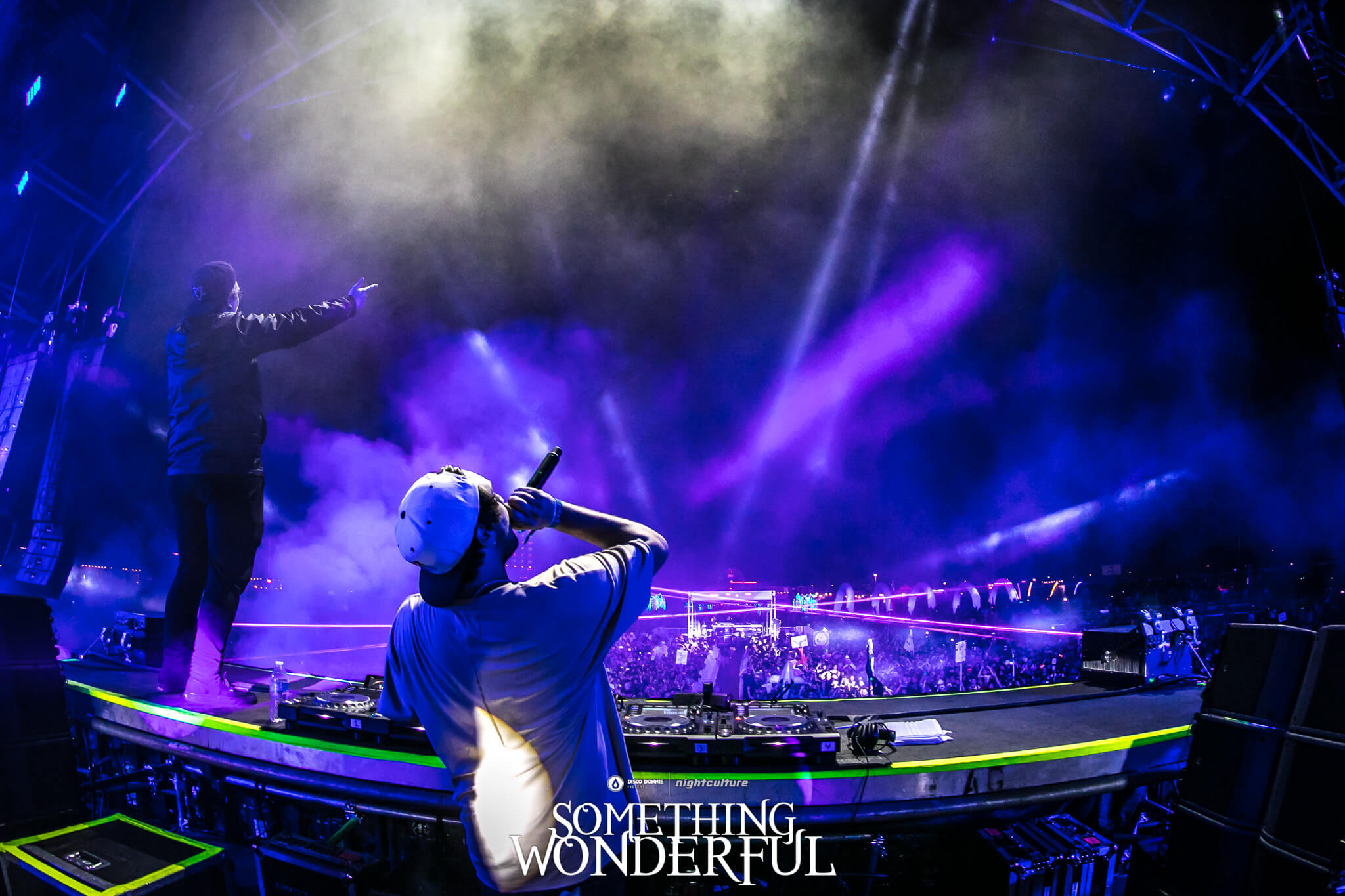 jauz headlines something wonderful festival