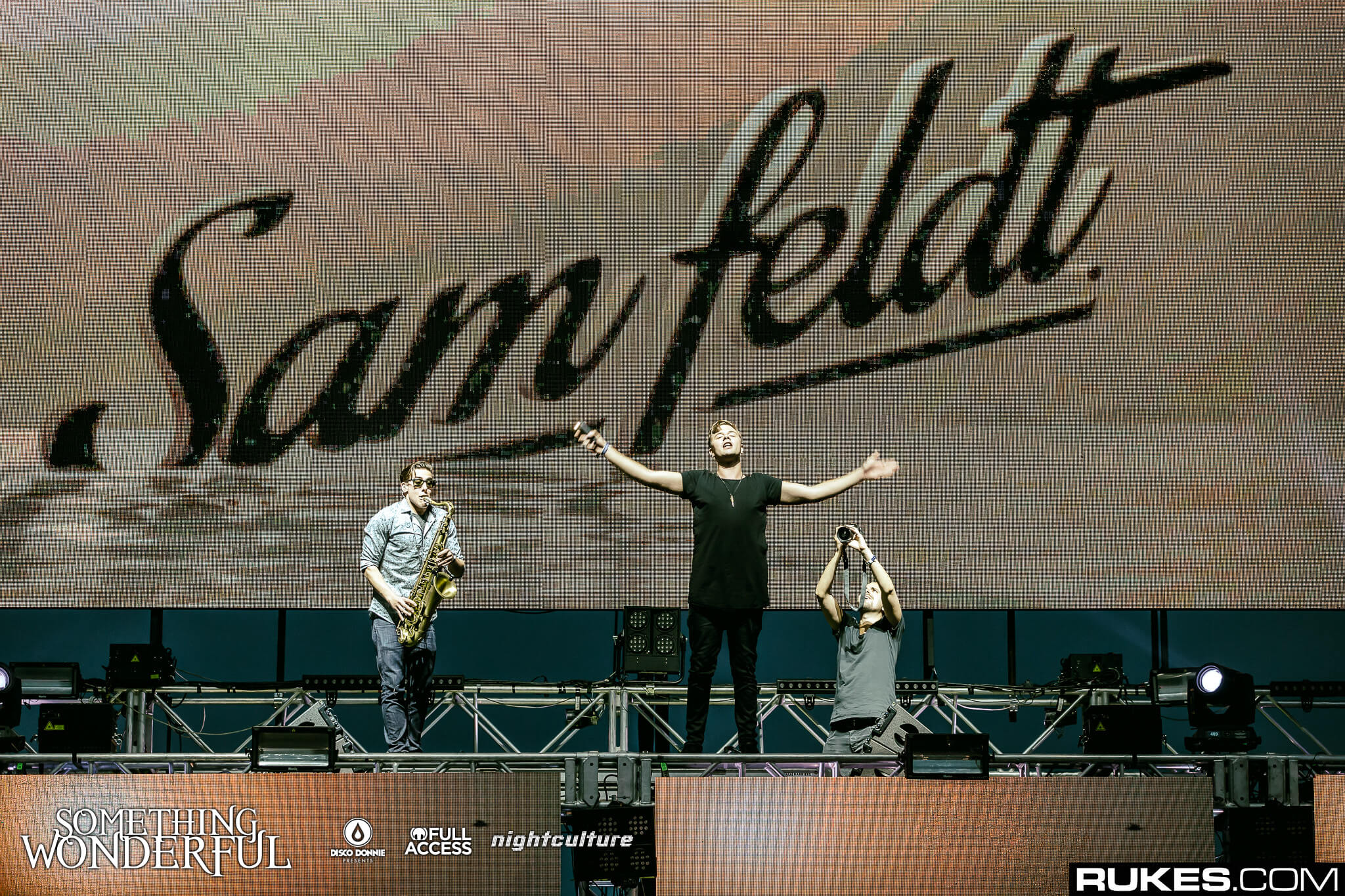 sam feldt live at something wonderful festival