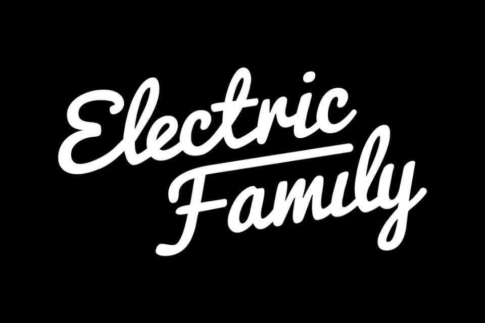 electric family at something wonderful festival