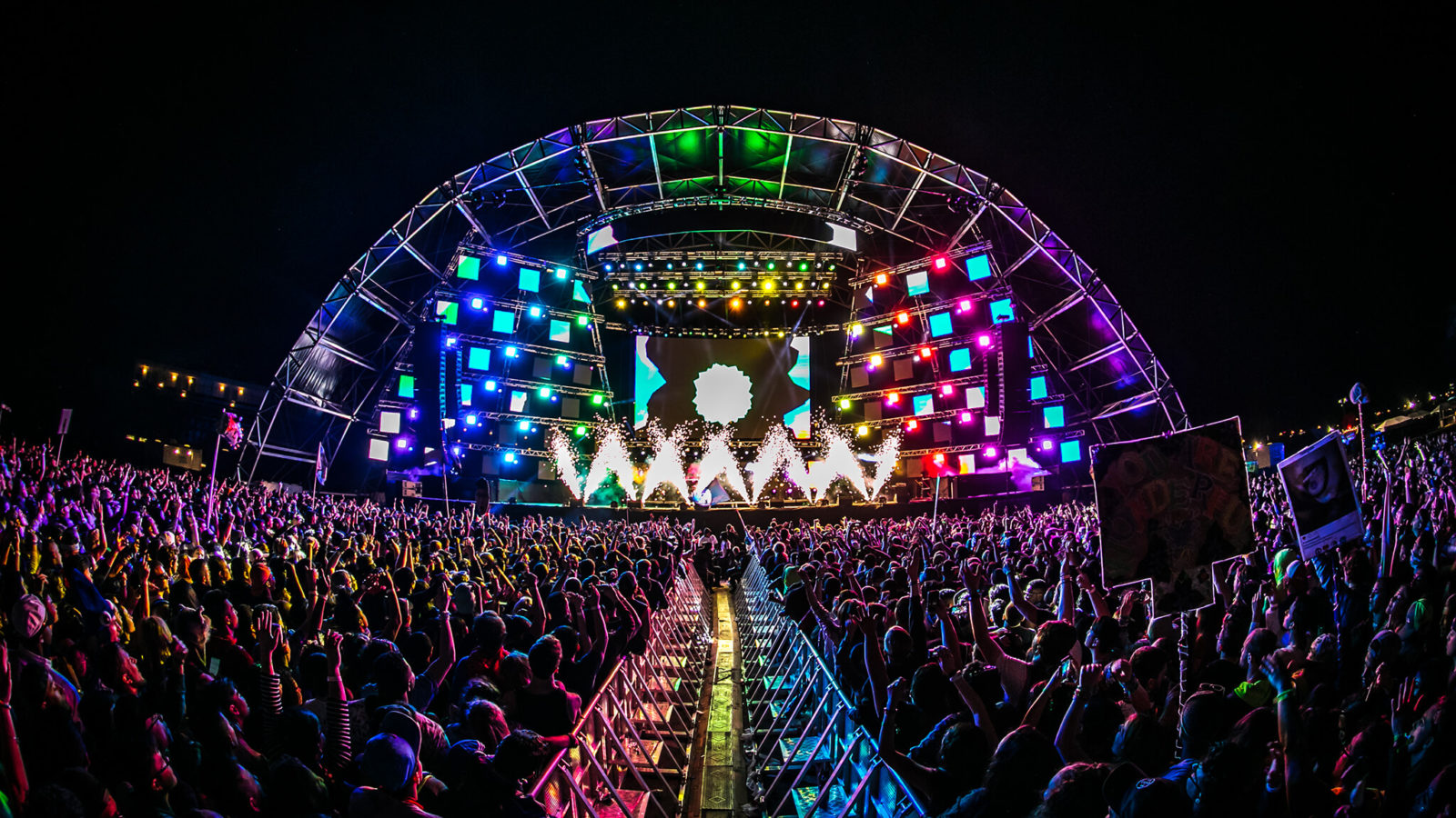festival stage production