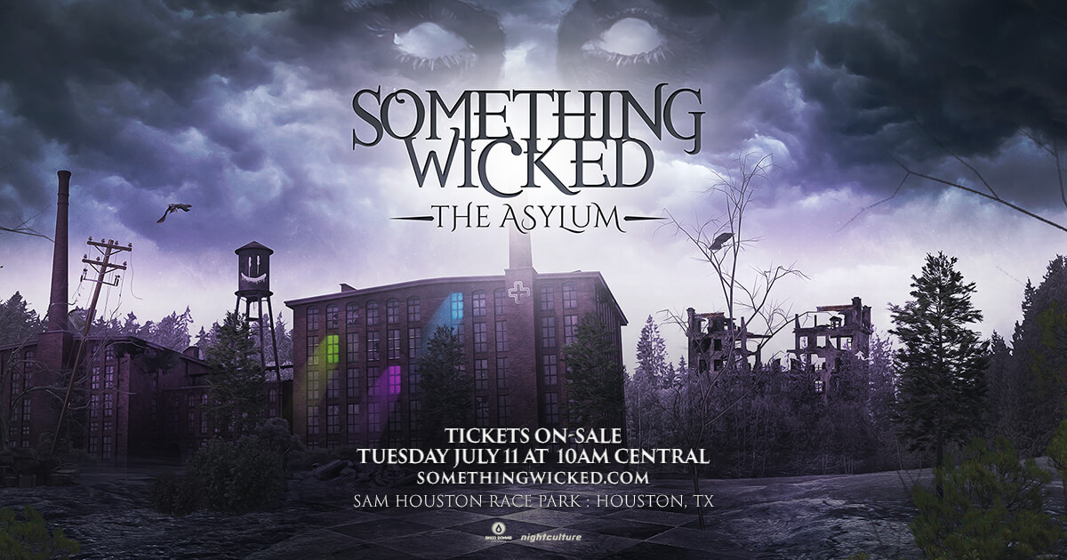 something wicked the asylum
