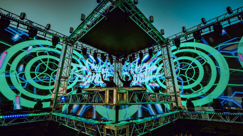 stage production at scmf
