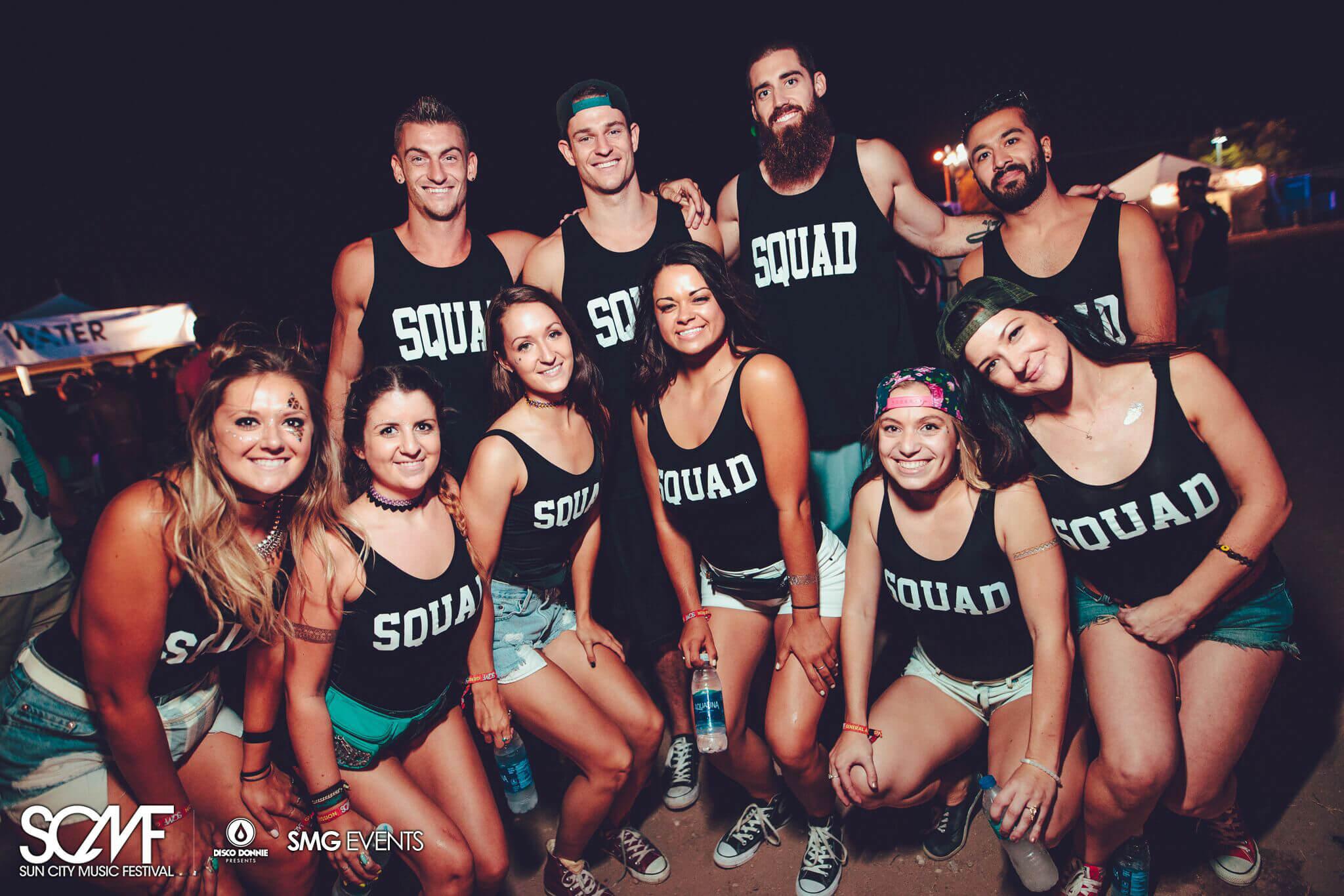 sun city squad