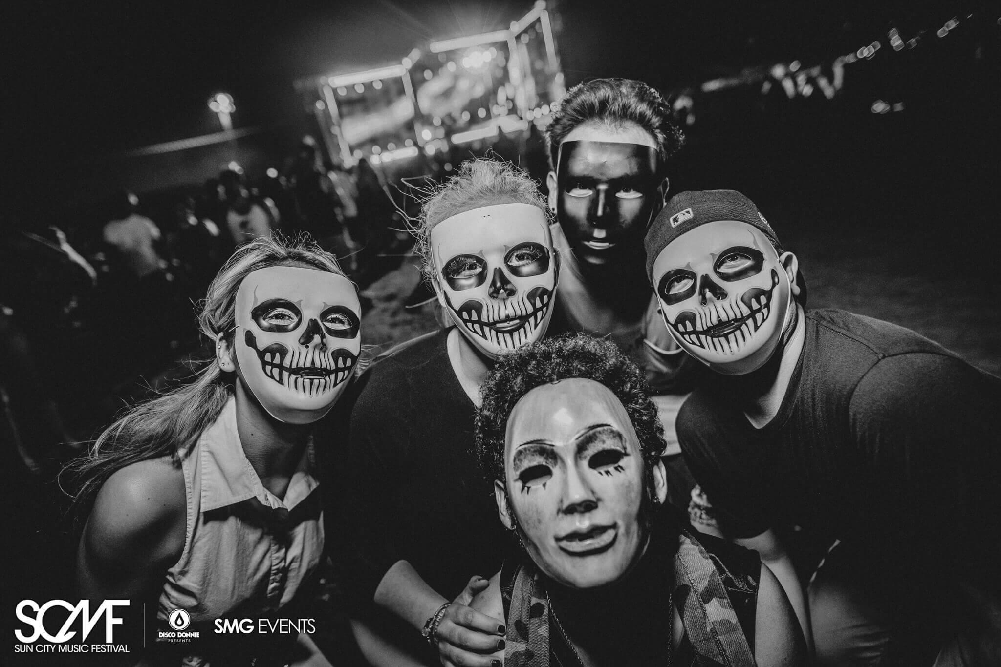 matching masks squad