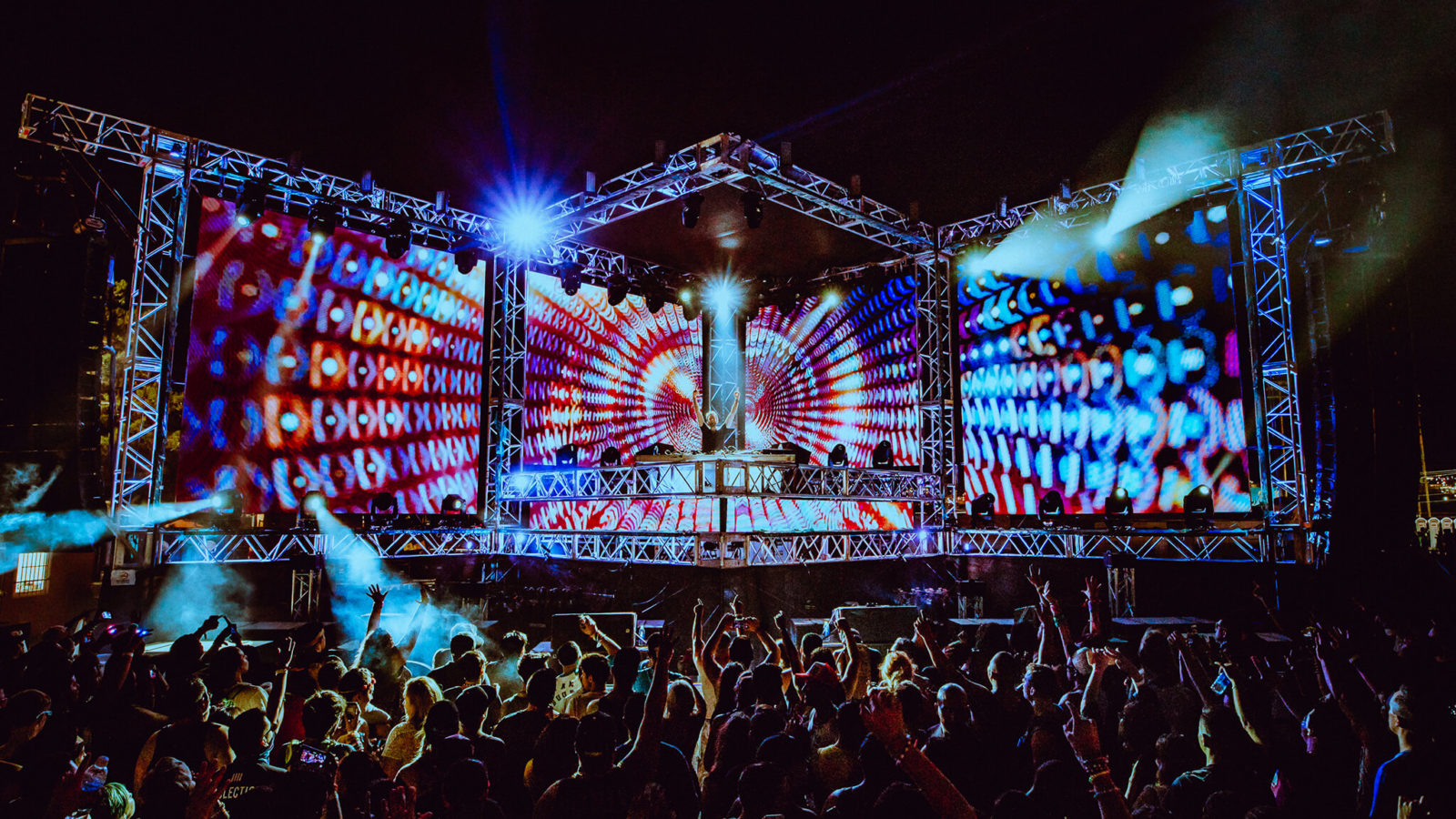 DJs live at sun city