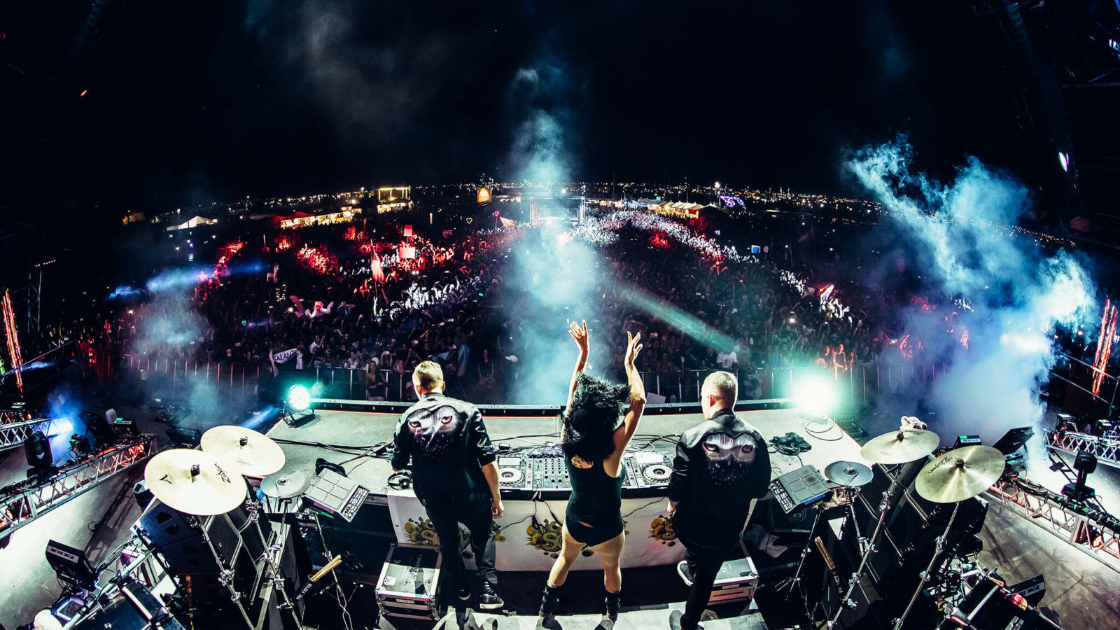 galantis live at sun city