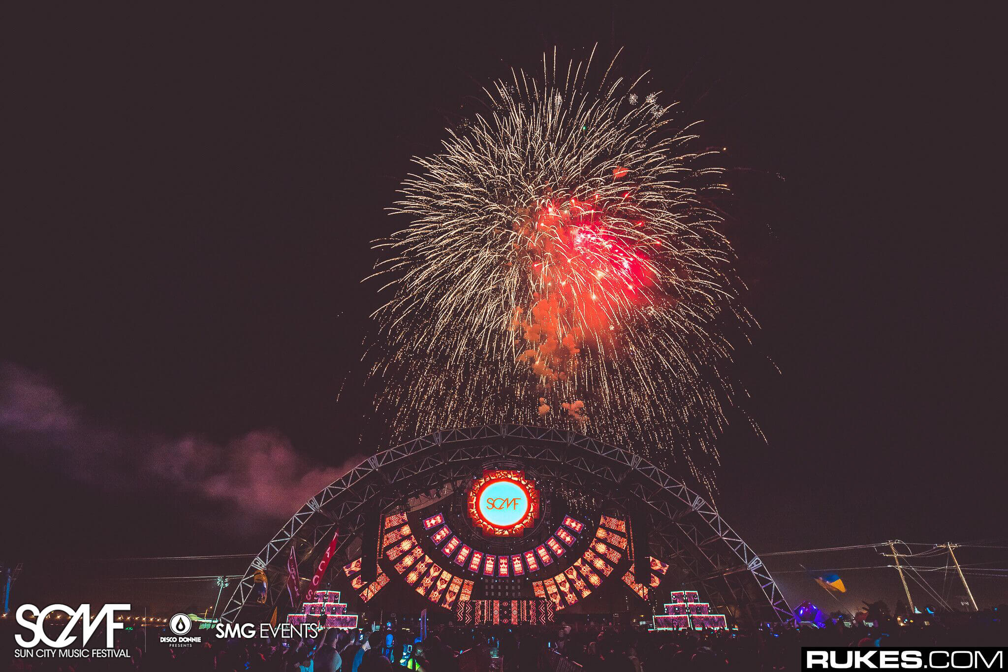 sun city fireworks finale