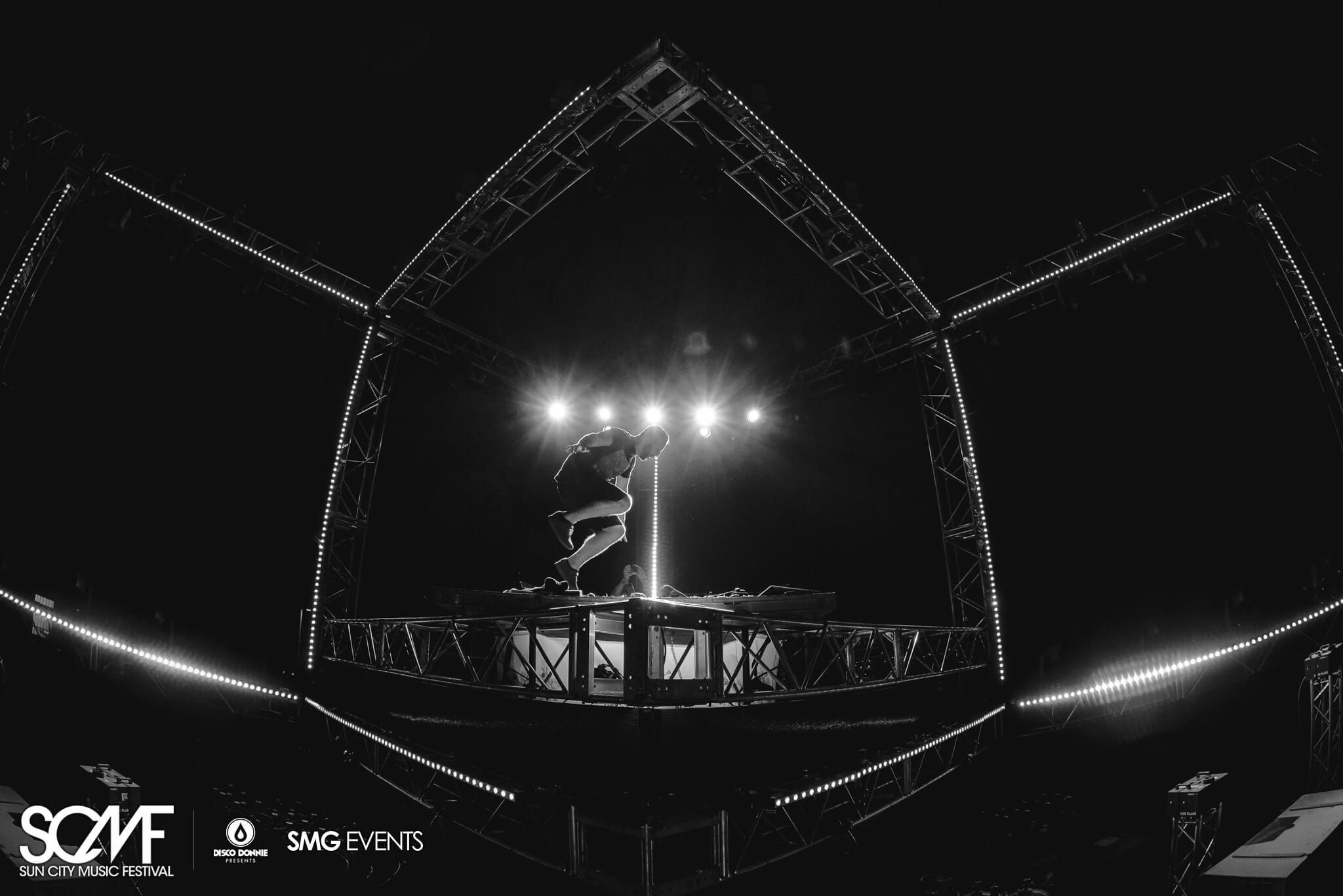 zomboy on midnight oasis stage